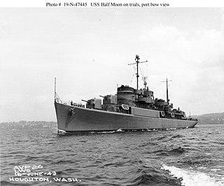 USS <i>Half Moon</i>