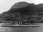 USS Sharkey (DD-281) at Gibraltar in January 1927.jpg