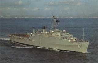 USS <i>Vancouver</i> (LPD-2)