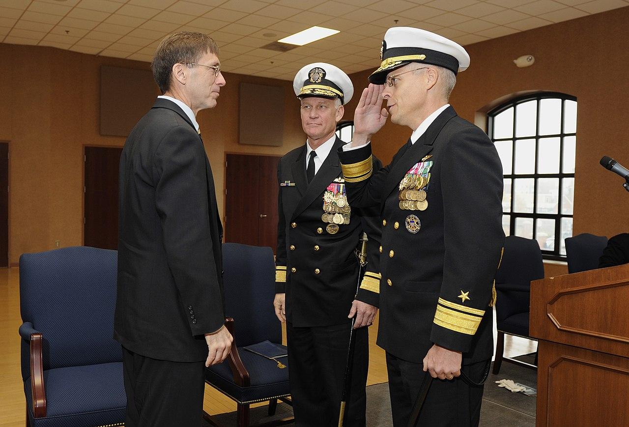 File Us Navy 111117 N Po203 359 Rear Adm Matthew Klunder