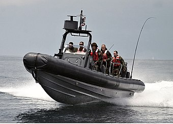 Rigid-hulled inflatable boat | Military Wiki | FANDOM