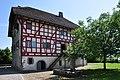 Uerikon (Stäfa) - Ritterhaus, Ritterhauskapelle, sogenannter Burgstall - Seestrasse 254 2011-08-24 13-31-00 ShiftN.jpg