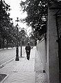 Ulica Konopnickiej az ulica Matejki felé nézve. Fortepan 100544.jpg
