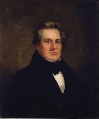 Millard Fillmore - Fillmore in 1843