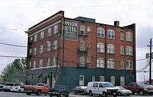 Union Hotel Edit