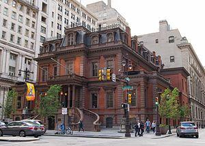 John Fraser (architect) - Union League of Philadelphia (1862-65).