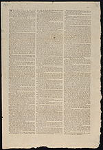 United States Constitution Broadsid Printed by John Carter Rhode Island Providence 0001.jpg