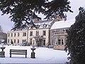 Uphill Grange in the snow - geograph.org.uk - 1436314.jpg