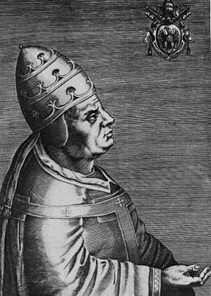 Papal conclave, 1378 - Image: Urbanus VI