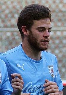 Nahitan Nández Uruguayan footballer