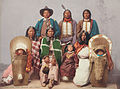 Utes Chief Sevara and family Detroit Photographic Co 1899.jpg