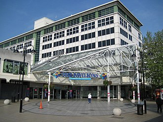 The Pavilions - The Pavilions Shopping Centre in 2008