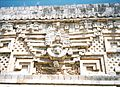 Uxmal - Palacio del Gobernador frieze detail - Flickr - S. Rae.jpg
