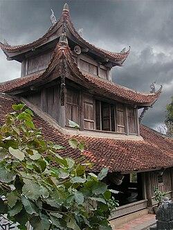 Di tích chùa Bút tháp tại Bắc Ninh