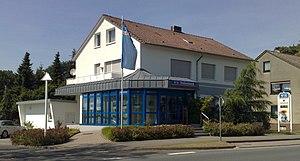 Volksbank - A Volksbank branch in Alswede (part of Volksbank Lübbecker Land eG)
