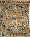 Vajrabhairava Mandala of Yuan dynasty, ca. 1330–32.jpg