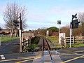 Vale of Rheidol Railway at Llanbadarn Fawr - geograph.org.uk - 659218.jpg