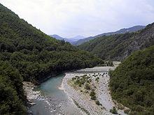 Il fiume Trebbia