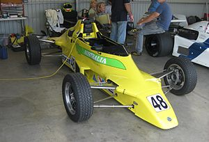 Van Diemen - Image: Van Diemen RF86 of Pat Mullins