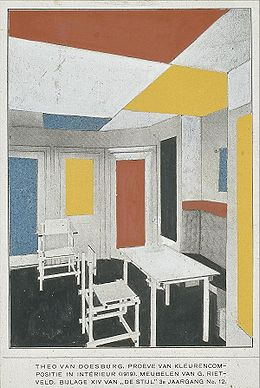 https://upload.wikimedia.org/wikipedia/commons/thumb/7/71/Van_Doesburg_and_Rietveld_interior_1919.jpg/260px-Van_Doesburg_and_Rietveld_interior_1919.jpg