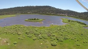 File:Van Norden Lake in California.webm