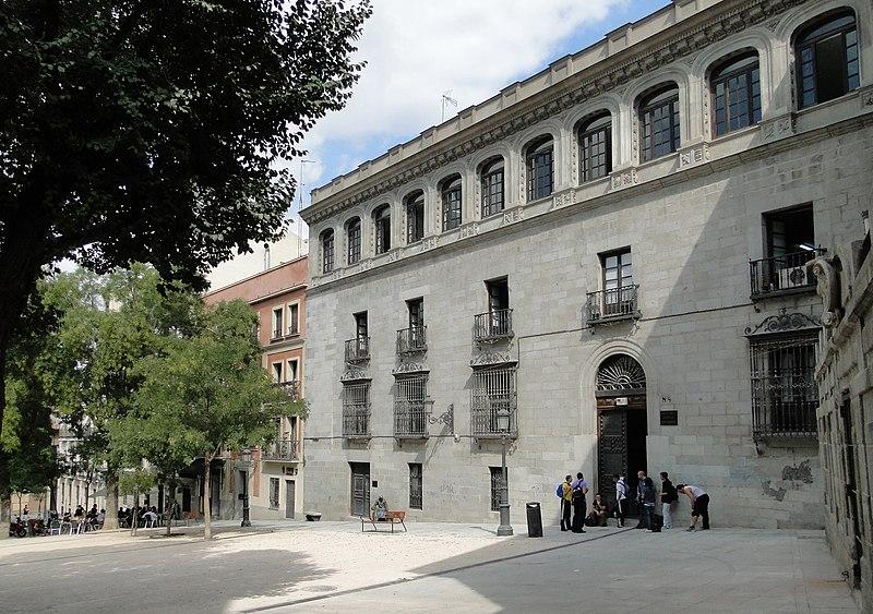 File:Vargas Palace, Madrid.jpg