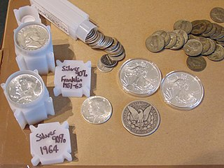 Silver as an investment