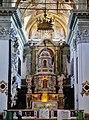 Venezia Chiesa di San Nicola di Tolentino Innen Hochaltar 2.jpg