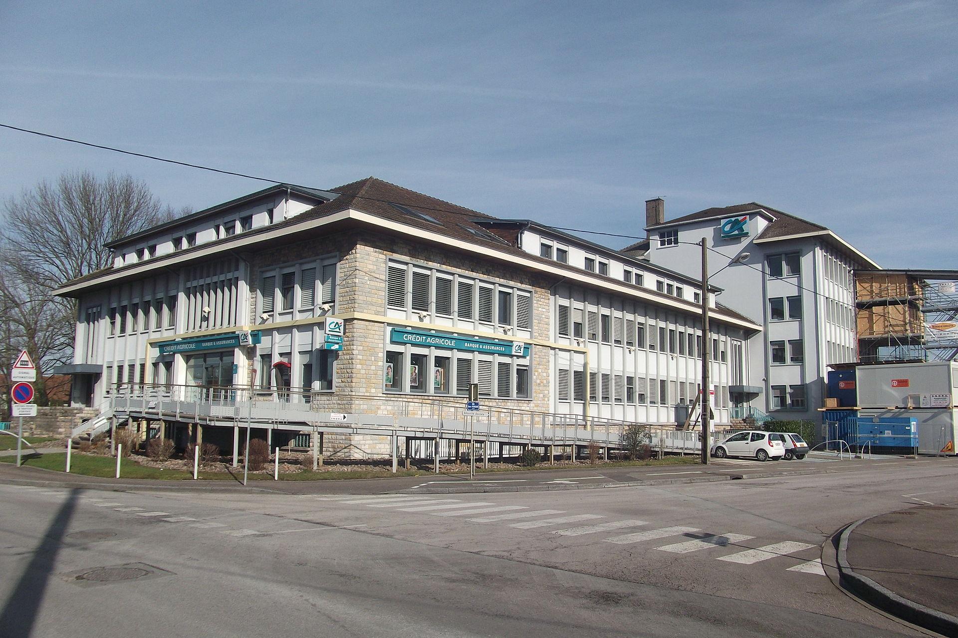 Cr Ef Bf Bddit Agricole Centre France Brive Thiers Ville Brive La Gaillarde