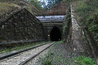 Victoria Tunnel, Queensland - Eastern entrance, 2010