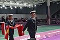 Victory Ceremony Girls Singles Badminton 2018 YOG (1).jpeg