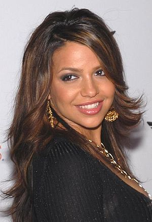 Vida Guerra - Guerra at the 2007 American Music Awards after-party in November 2007