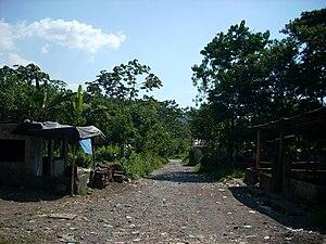 El Palmar, Quetzaltenango - Image: Viejo Palmar 1