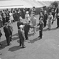 Vierde dag van het bezoek van Koning Boudewijn bezoek aan Maastricht en omgeving, Bestanddeelnr 910-5177.jpg