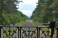 View From the Rear Deck on the Conway Scenic Railroad in 2015.jpg