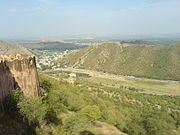 View from Jaigarh Fort, Rajasthan, India - 20061001