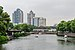 View of the southern part of Lake Yue, Ningbo 20120531 1.jpg