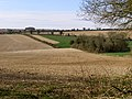 View towards Fawley Down from Old Down Lane, Morestead - geograph.org.uk - 147889.jpg