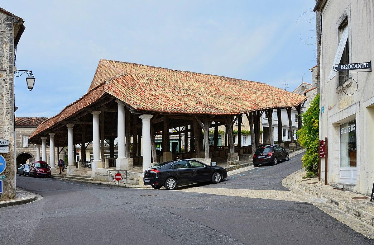 Markthalle (VilleboisLavalette) – Wikipedia