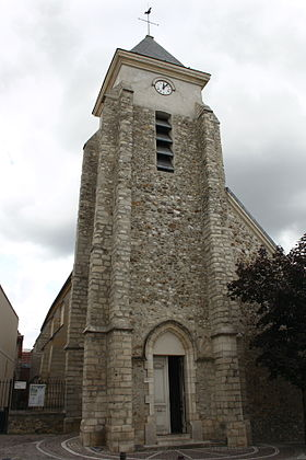 Église Saint-Jacques-Saint-Christophe