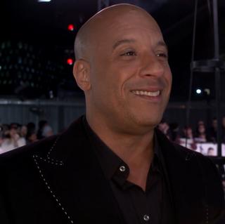 Vin Diesel American actor and filmmaker