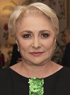 Viorica Dăncilă Romanian politician