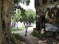Visitor (Griselda Ramirez) Photographs Old Facade - Bagamoyo - Tanzania.jpg