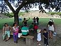 Visitors at El Tajin Archaeological Site - Veracruz - Mexico (15835789160).jpg