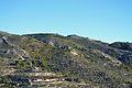 Vista llunyana del castell de Seta.JPG
