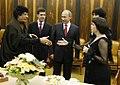 Vladimir Putin and Muammar Gaddafi in Moscow 1 Nov 2008-4.jpeg