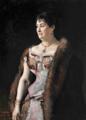 Vlaho Bukovac - Potret Marije Opujić2, 1881.png