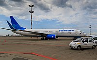 VQ-BTS - B738 - Not Available