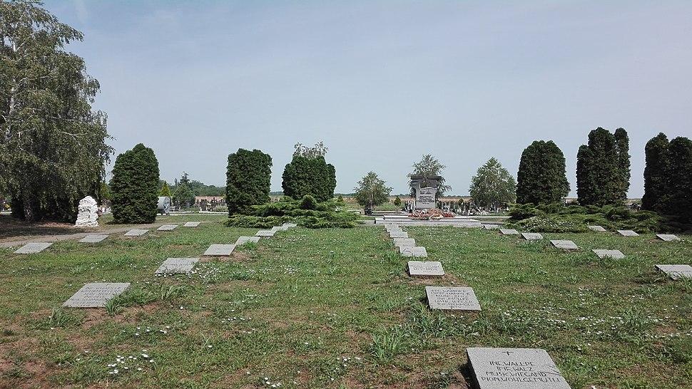 Vojno groblje u Kovinu 01