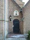 voorhout nh kerk deur